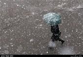 هواشناسی ایران 98/11/18|آغاز بارش برف و باران و کاهش 15 درجه ای دما