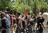 پیادهنظام آمریکا کف خیابانهای تهران! + فیلم