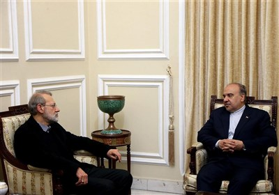 لاریجانی در دیدارِ سلطانیفر: رفتار مجامع آسیایی نسبت به فوتبال ایران باید مطابق منشورهای بینالمللی باشد