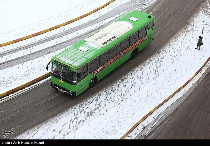 هواشناسی ایران 98/11/19|بارش سنگین برف تا سهشنبه/کاهش 15درجهای دما