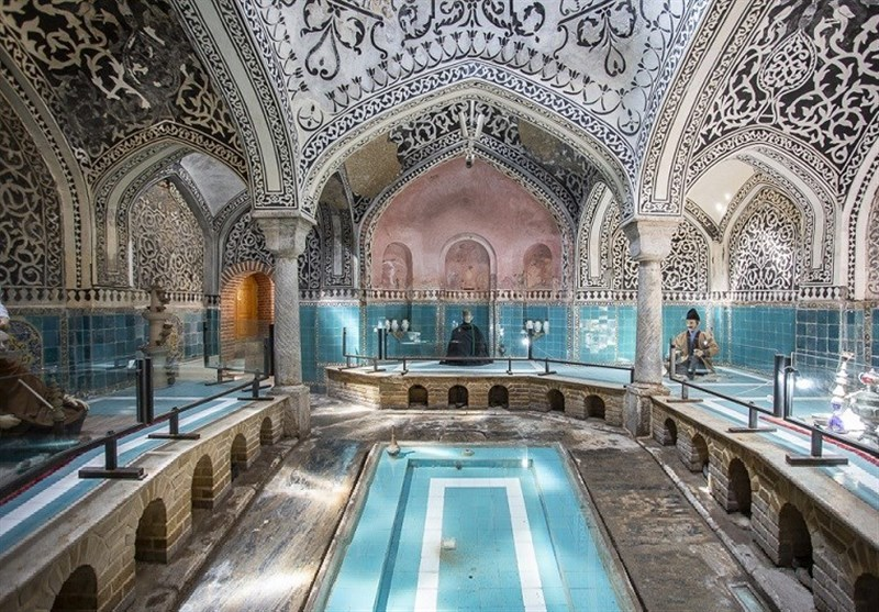 Haj Agha Torab Bath: Tourist Attraction in Iran's Nahavand