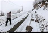 محور ارتباطی «یاسوج-باغچه سادات-دهدشت» مسدود شد