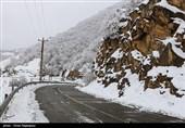 آخرین وضعیت راهها| برف نوروزی در جادههای 7 استان/ باران در محورهای 16 استان
