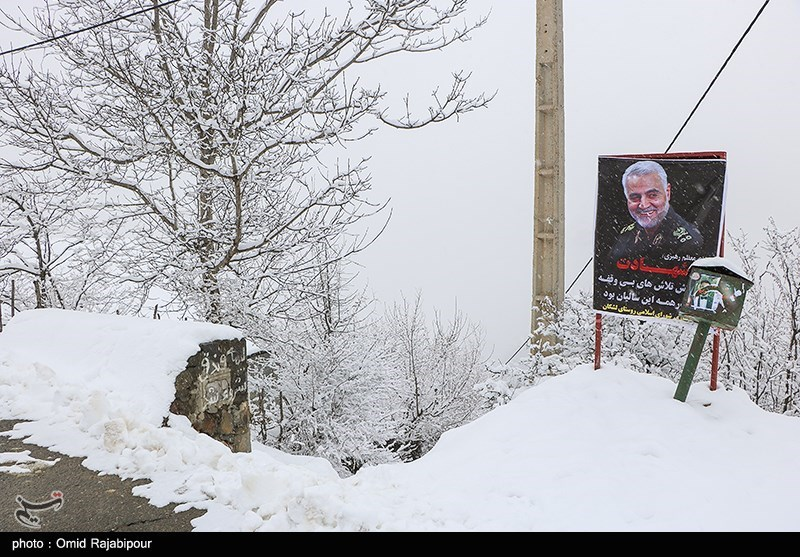 برف و باران در راه کرمان؛ سامانه بارشی جدید تمام استان را در برمیگیرد