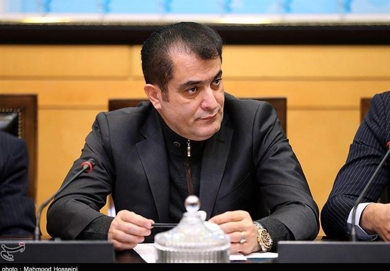 خلیلزاده: مشکلات مالی حل میشود و اجازه نمیدهیم اتفاقی برای استقلال بیفتد/ بازی با سپاهان «حلال» بود