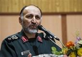 پیام فرمانده نیروی انتظامی در پی شهادت سردار حجازی