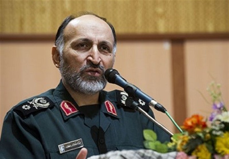 IRGC General Denies Israeli Claims of Attacks on Iranians in Syria