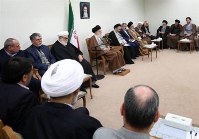 امام خامنهای در دیدار مسئولان حج: باید از «حج» برای رساندن سخن نو جمهوری اسلامی به دنیا بهرهگیری کرد