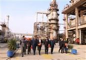 افتتاح 3 پروژه زیست محیطی کاهش آلایندگی در شهرستان ری