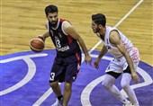 لیگ برتر بسکتبال| شیمیدر، پلیآف را با پیروزی آغاز کرد