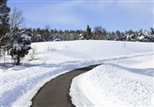 راهکارهای مدرن جلوگیری از یخزدگی و لغزندگی معابر هنگام بارش برف + تصاویر