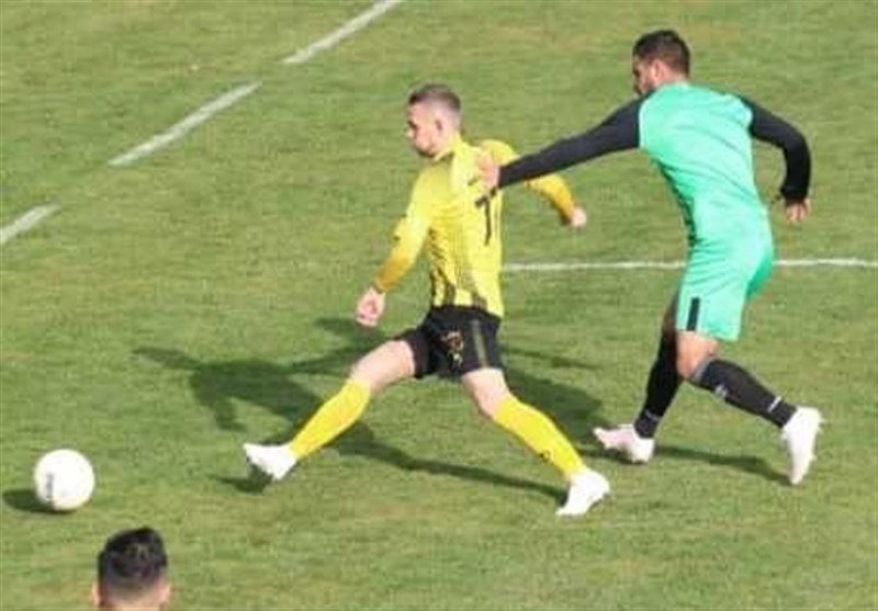 Sepahan Held by Machine Sazi in Tabriz: IPL