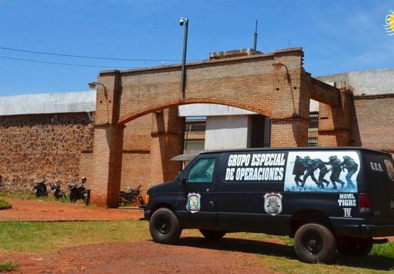 فرار 75 زندانی با حفر تونل در پاراگوئه +تصاویر