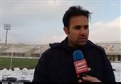نصرتی: هیچ مشکل یا اختلافی با عنایتی ندارم/ برای صعود باید تا آخرین هفته بجنگیم