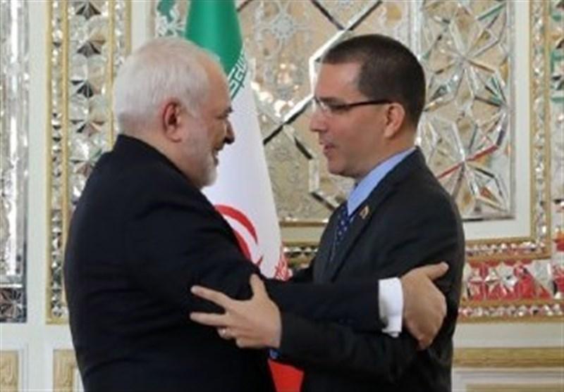 Iran, Venezuela FMs Discuss Closer Ties