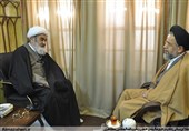 اصفهان| در دیدار با وزیر اطلاعات مطرح شد؛ تاکید آیت الله مظاهری به رسیدگی به مشکلات خانواده شهدای سانحه هوایی