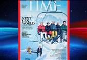 تمجید نشریه آمریکایی تایم از عمران خان در کنار انتقاد از ترامپ