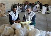 بلوچستان کے سیلاب زدہ علاقوں میں حرم مطہر رضوی کے امدادی اقدامات