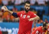 Iran Falls Short against Qatar at Asian Handball C'ship