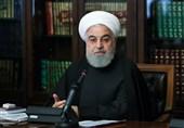 روحانی: مردم باید از ارزانترین و کوتاه ترین مسیر، خدمات الکترونیکی دریافت کنند