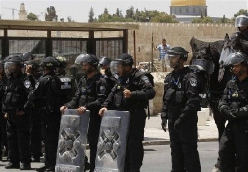 """القدس المحتلة تتحول لـ""""ثکنة عسکریة"""" تستمر لأسبوع"""