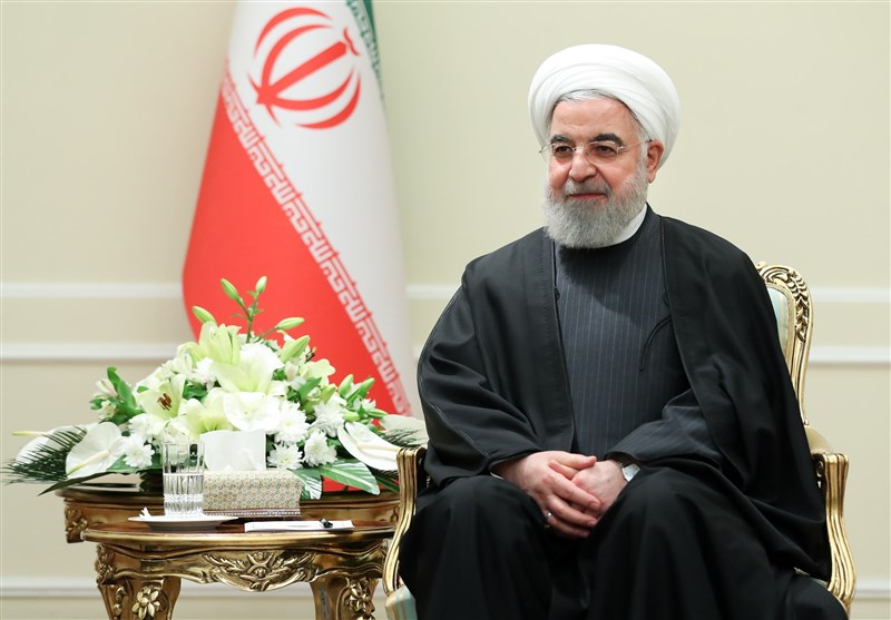 President Rouhani Urges Iran Envoys to Cement Ties with Other Nations