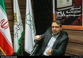 نشست خبری هاشم میرزاخانی مدیرعامل موسسه تصویر شهر و پردیس سینما ملت