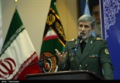 IRGC Missile Attack on US Base Proof of Iran's Decisiveness: Defense Minister