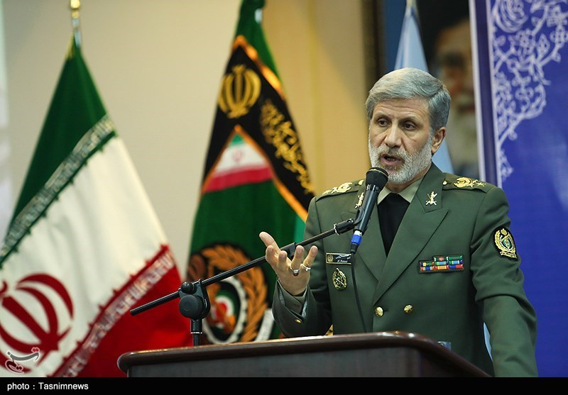 Iran Saving Millions of Dollars by Overhauling Choppers: Defense Minister