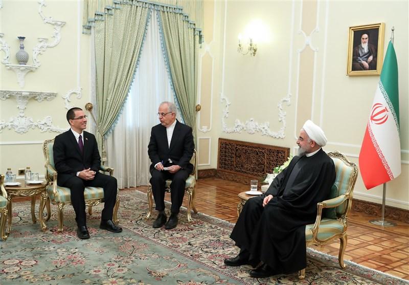 US Gov.t Implementing Israeli Policies: Iran President