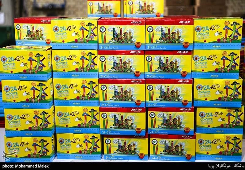 آستان قدس رضوی پرچمدار حمایت از کالای ایرانی / 200 نوع نوشتافزار داخلی توسط «به نشر» تولید میشود