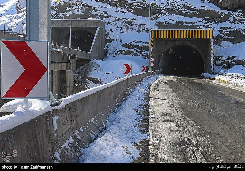تردد 2 ساعته آزمایشی در آزادراه تهران ـ شمال