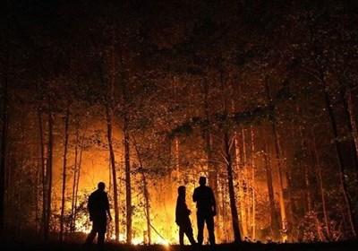 """آتشسوزی در """"روسیه"""" جان ۱۱ نفر را گرفت"""