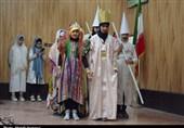 جشنواره تئاتر درسی مقاطع ابتدایی شهرستان پارسیان برگزار شد+فیلم
