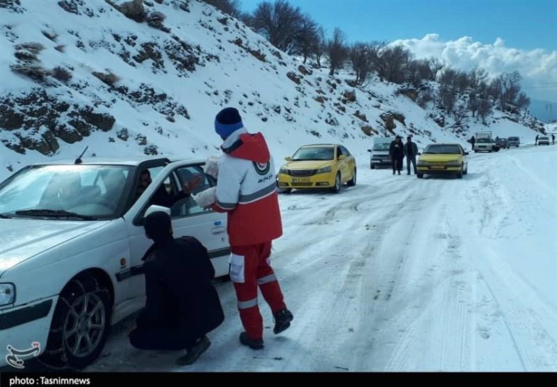 هواشناسی ایران 98/11/2| ورود سامانه بارشی جدید به کشور/بارش پراکنده برف و باران در تهران
