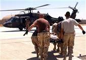 فرماندهی تروریستهای آمریکایی: مصدومان بیشتری از عین الاسد در راه است