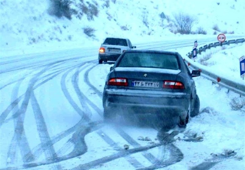 رانندگی در برف و یخ (راهنما)
