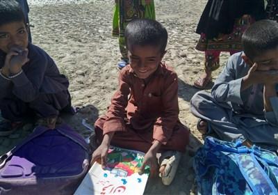 استان سیستان و بلوچستان , دانشآموزان , سیل ,