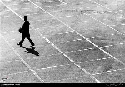 نبض تهران زیرگذر مردم