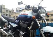 توقیف موتورسکلیت چند صد میلیونی در تهران + تصاویر