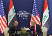 عراق|بیانیه کاخ السلام درباره دیدار صالح با ترامپ/ اظهارات مداخلهجویانه سفیر انگلیس در بغداد