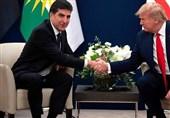 کردستان عراق|موافقت حاکمان اقلیم با افزایش شمار نظامیان آمریکایی/ بارزانی در سودای دیدار مجدد با ترامپ!