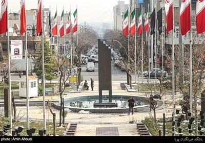 هوای تهران در وضعیت قابل قبول قرار گرفت