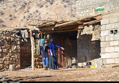 """روستای ۱۵۰۰ نفری """"بنستان"""" دنا محروم از امکانات و زیرساختها است"""