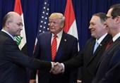 دیدار برهم صالح با ترامپ باعث استعفای مشاورش شد