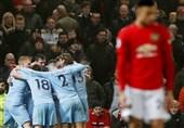 لیگ برتر انگلیس| تداوم روند پر فرازونشیب منچستریونایتد با شکست خانگی مقابل برنلی