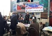 کرمانشاه| رسیدگی به مشکلات حقوقی و قضایی مردم هرسین در قالب طرح هر مسجد یک حقوقدان