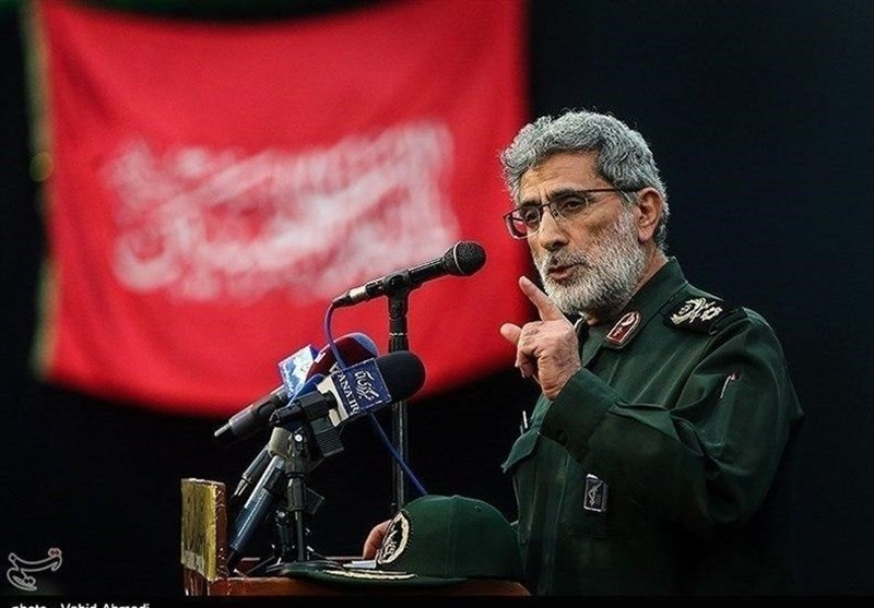 Deal of Century Doomed to Failure: IRGC Quds Force Commander