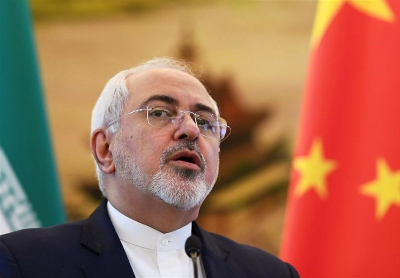 Iran, China Working in Win-Win Cooperation: Zarif