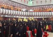 اجتماع دختران حاج قاسم در مشهد مقدس برگزار شد